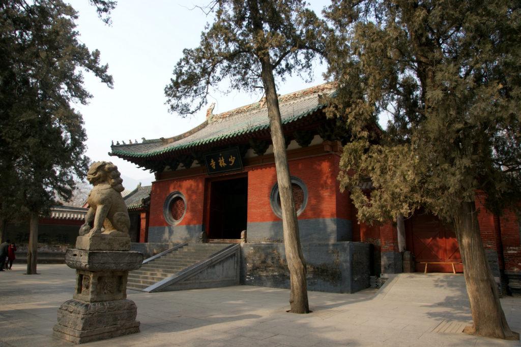 il tempio di Shaolin in Cina, un pezzo di storia per il kung fu in tutto il mondo